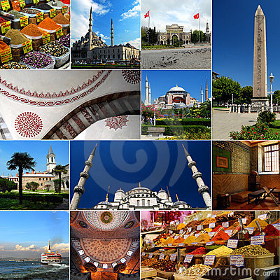 Free Istanbul - European Capital Of Culture 2010 Stock Photography - 14638522