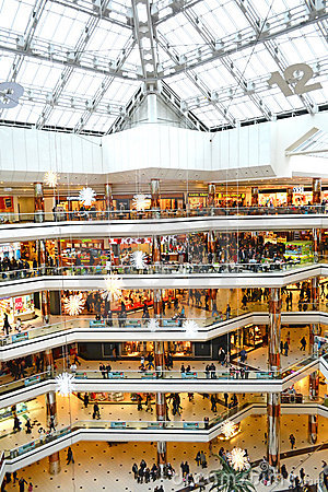 Free Istanbul Mall Stock Photos - 22786063