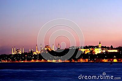 An Istanbul night