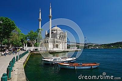 Istanbul Ortakoy Mosque