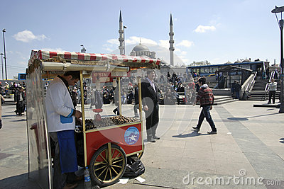 Istanbul Editorial Image