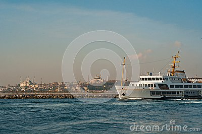 Istanbul City Ship