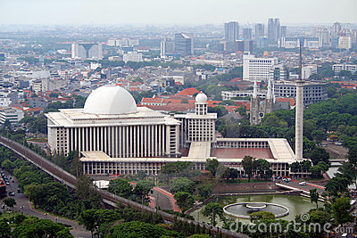 Istiqlal Mosque - Jakarta