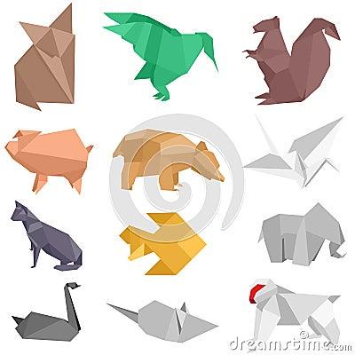 Istoty origami