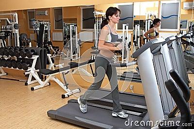 Istruttore di forma fisica