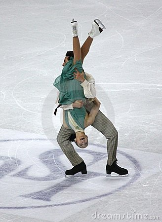 ISU World Figure Skating Championships 2010 Editorial Photo