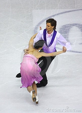 ISU World Figure Skating Championships 2010 Editorial Photography