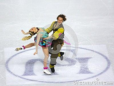 ISU World Figure Skating Championships 2010 Editorial Photography
