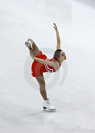 ISU World Figure Skating Championships 2010 Editorial Image