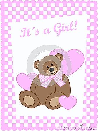 It´s a girl!