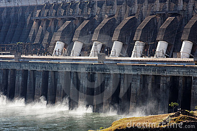 Itaipu Hydroelectric Power Plant