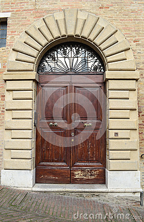 Italiaanse voordeur