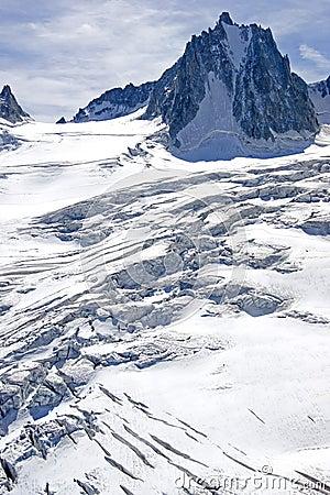 Italian Alps Mont Blanc