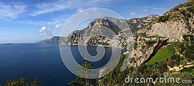 Italian Amalfi Coast