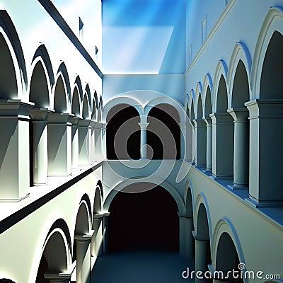 Italian arcade