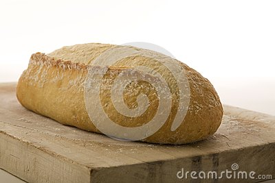 Italian artisan bread.