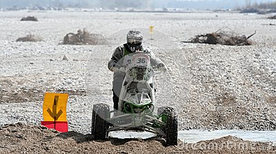 Italian Baja 2013 Editorial Stock Photo