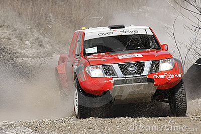 Italian Baja cross-country race, MIRONENKO Editorial Image