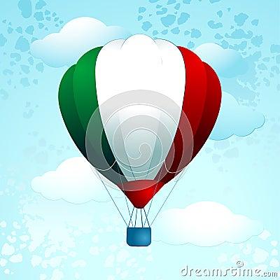 Italian balloon
