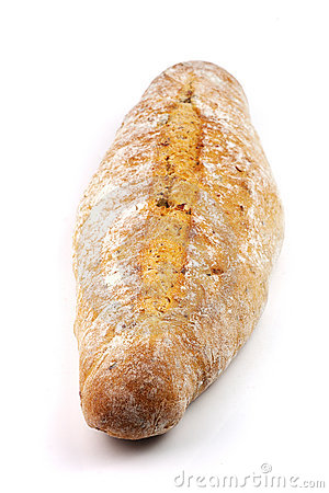 Italian Bred Ciabatta Stock Photo - Image: 17518310