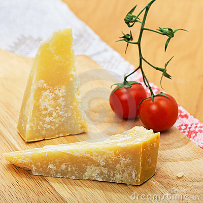 Italian cheese Parmesan