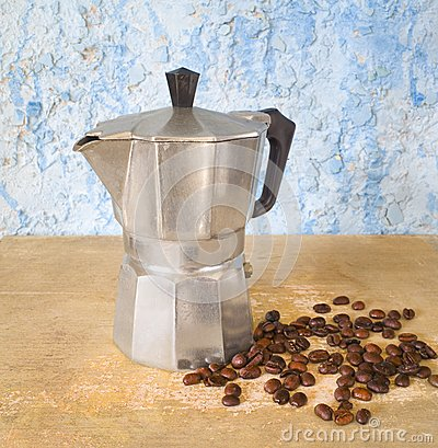 Free Italian Coffeemaker Stock Images - 31987514