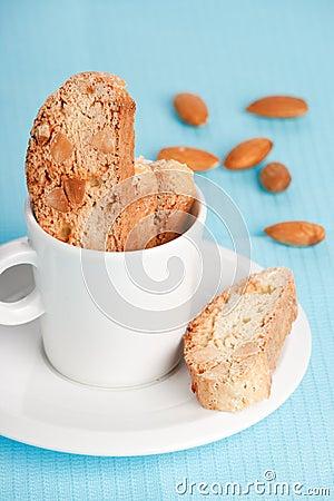 Italian cookies - biscotti