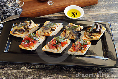 Italian Finger Food