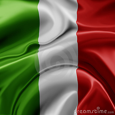 Free Italian Flag Stock Images - 8101174