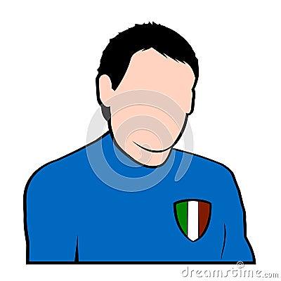 Italian football player
