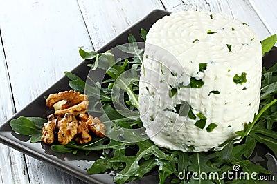Italian goat cheese