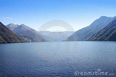Italian lake Como