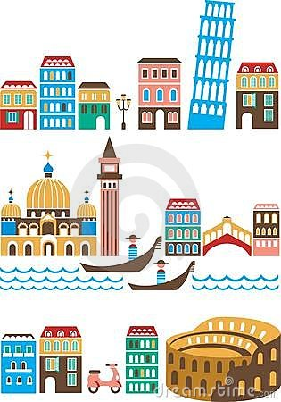 Free Italian Landmarks Stock Photos - 15500383