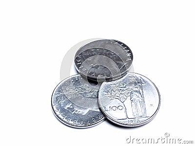 Italian lire