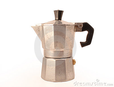 Italian Moka, the original kettle for coffee