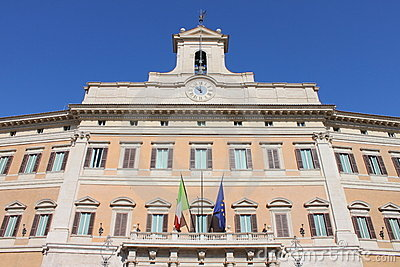 The italian Parliament