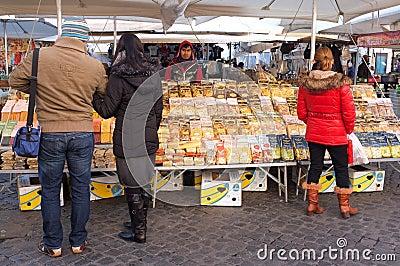 Italian pasta Editorial Image