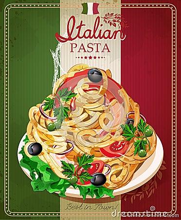 Free Italian Pasta Stock Photo - 44351850