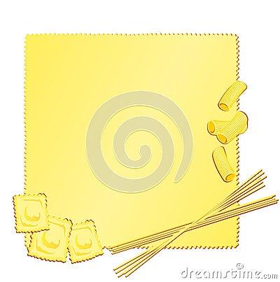 Free Italian Pasta Backgound Stock Photos - 10568143