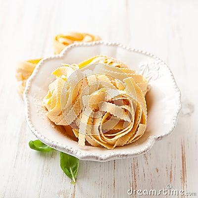 Free Italian Pasta In A Bowl Stock Photo - 22456490