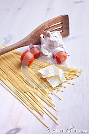 Free Italian Pasta Meal Stock Photography - 29748302