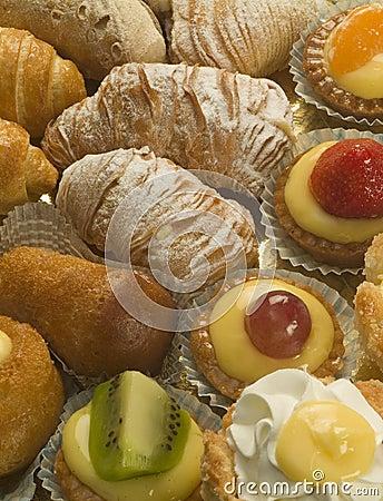 Free Italian Pastry Stock Image - 1597061