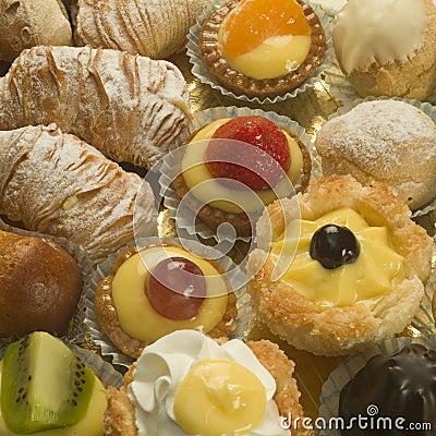 Free Italian Pastry Stock Photos - 1597063