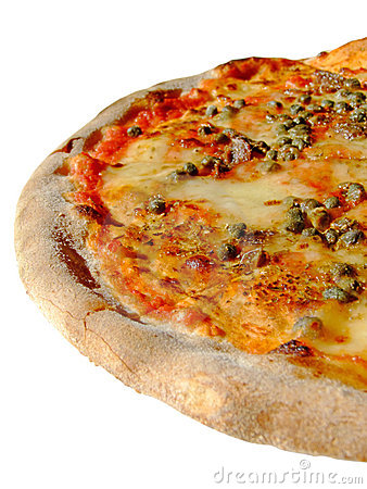 Free Italian Pizza Royalty Free Stock Photography - 2191817