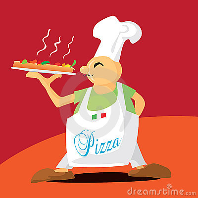 Italian pizza maker