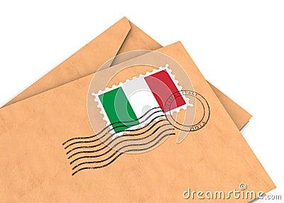 Italian post