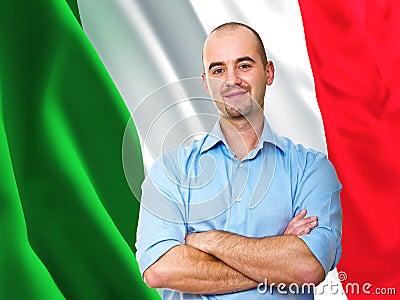 Italian proud