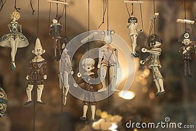 Italian Puppets