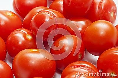 Italian red cherry tomatoe