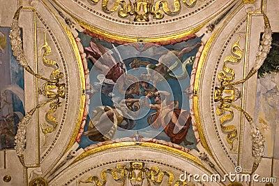 Italian Renaissance fresco